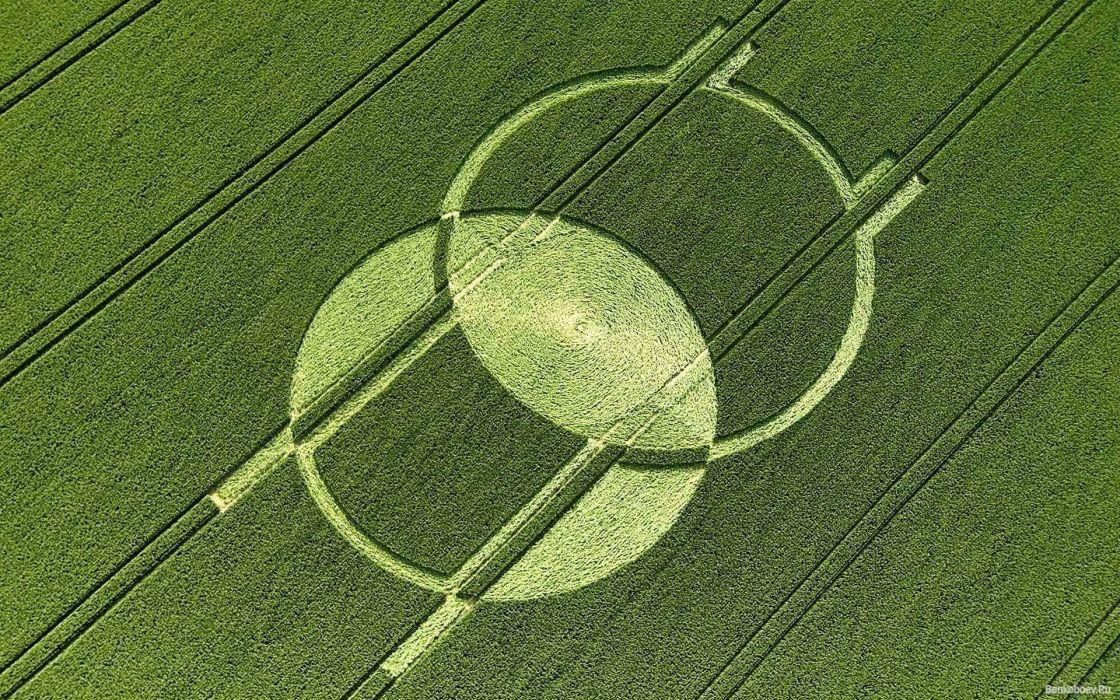 crop circles wallpaper