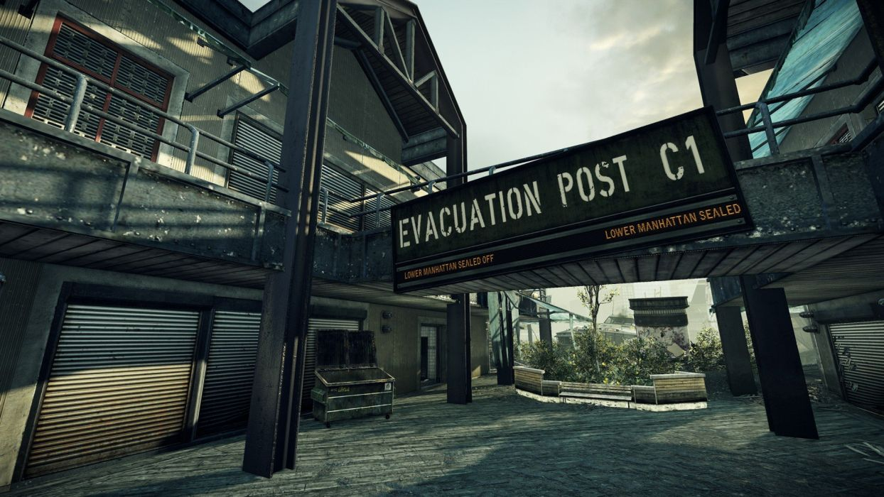 video games Crysis 2 wallpaper