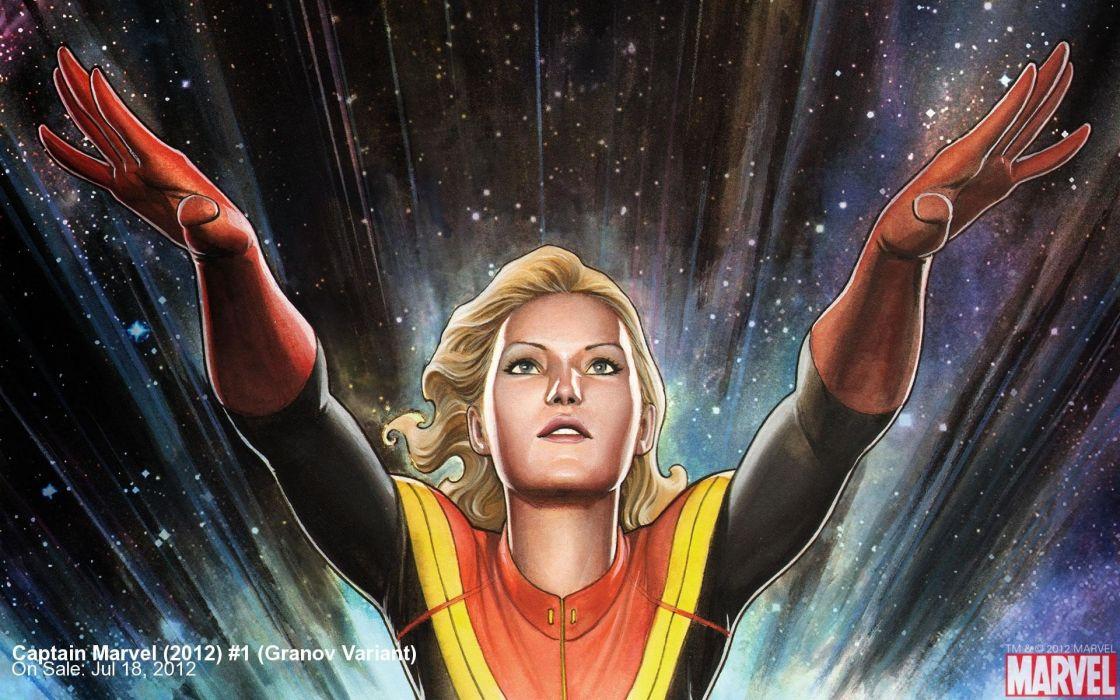 Marvel Comics widescreen wallpaper