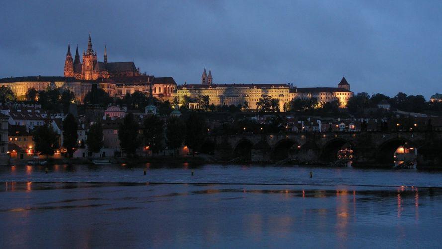 Prague cities wallpaper