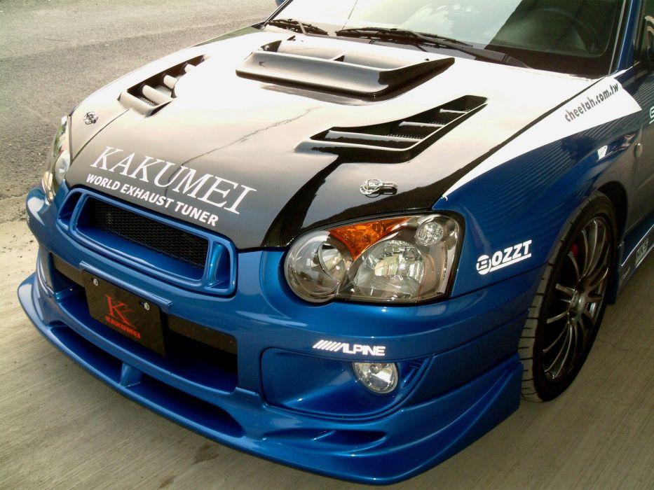 cars Subaru wallpaper