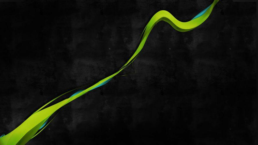 abstract minimalistic digital art wallpaper