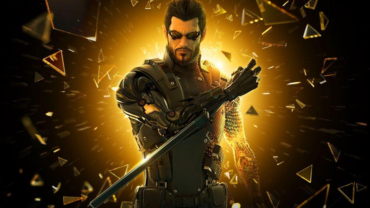Deus Ex: Human Revolution wallpaper