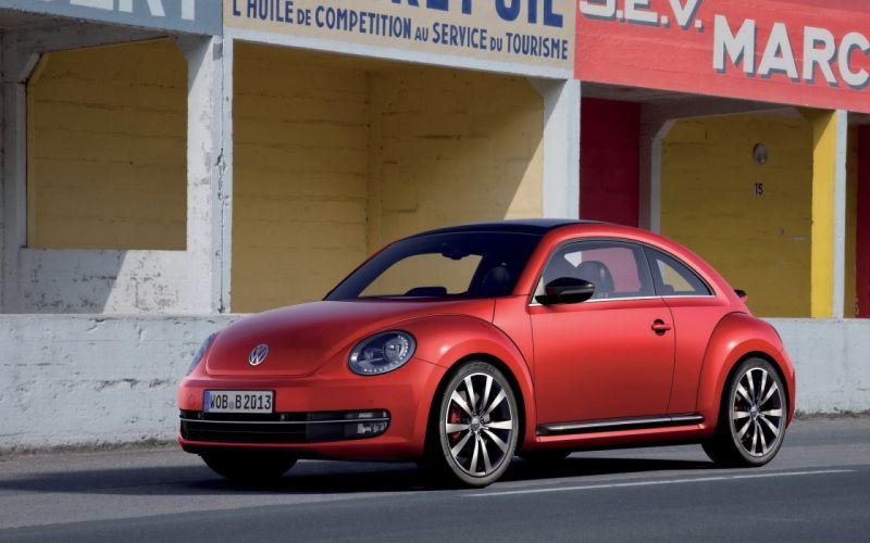 cars vehicles Volkswagen Volkswagen Beetle wallpaper