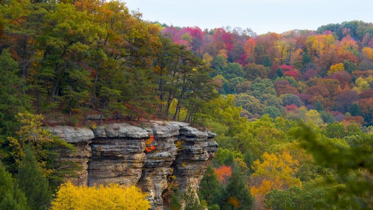 autumn hills Ohio wallpaper