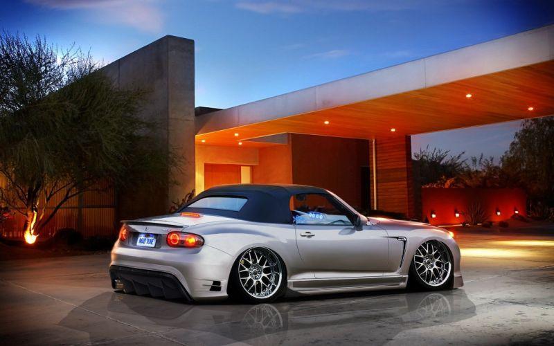 cars Mazda MX-5 Miata wallpaper