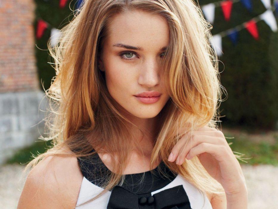 women models Victorias Secret Rosie Huntington-Whiteley wallpaper