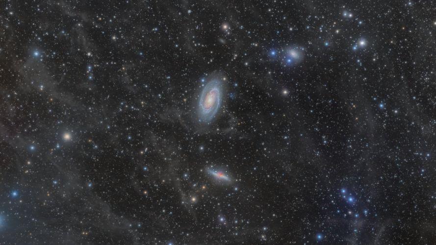 stars galaxies NASA Hubble wallpaper