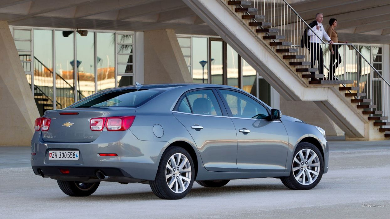 cars Chevrolet Chevrolet Malibu wallpaper
