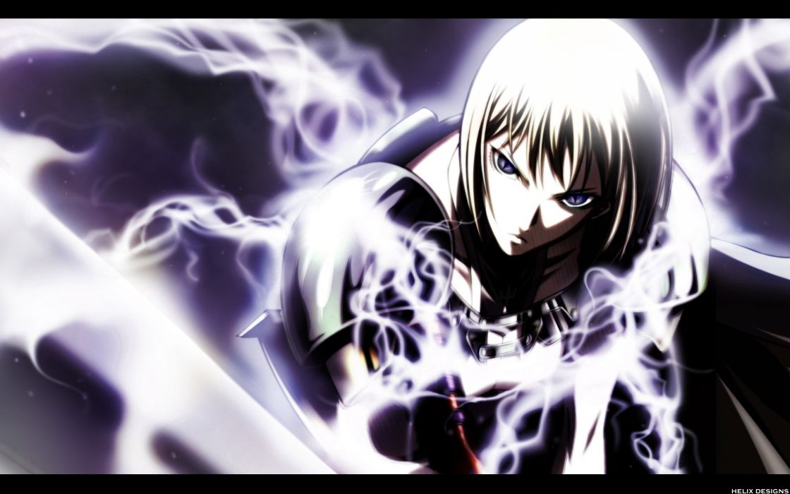 Claymore Claire wallpaper