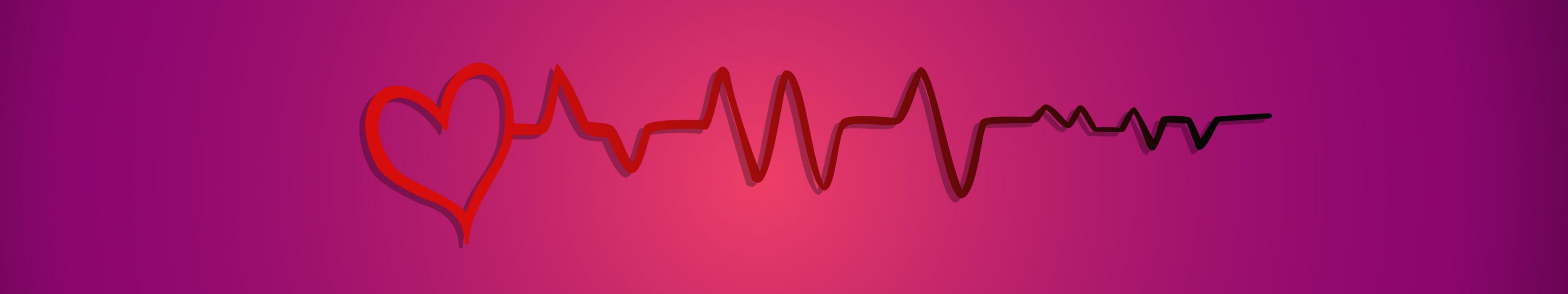 abstract red pink artwork flat lines wallpaper