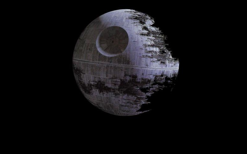Star Wars Death Star wallpaper