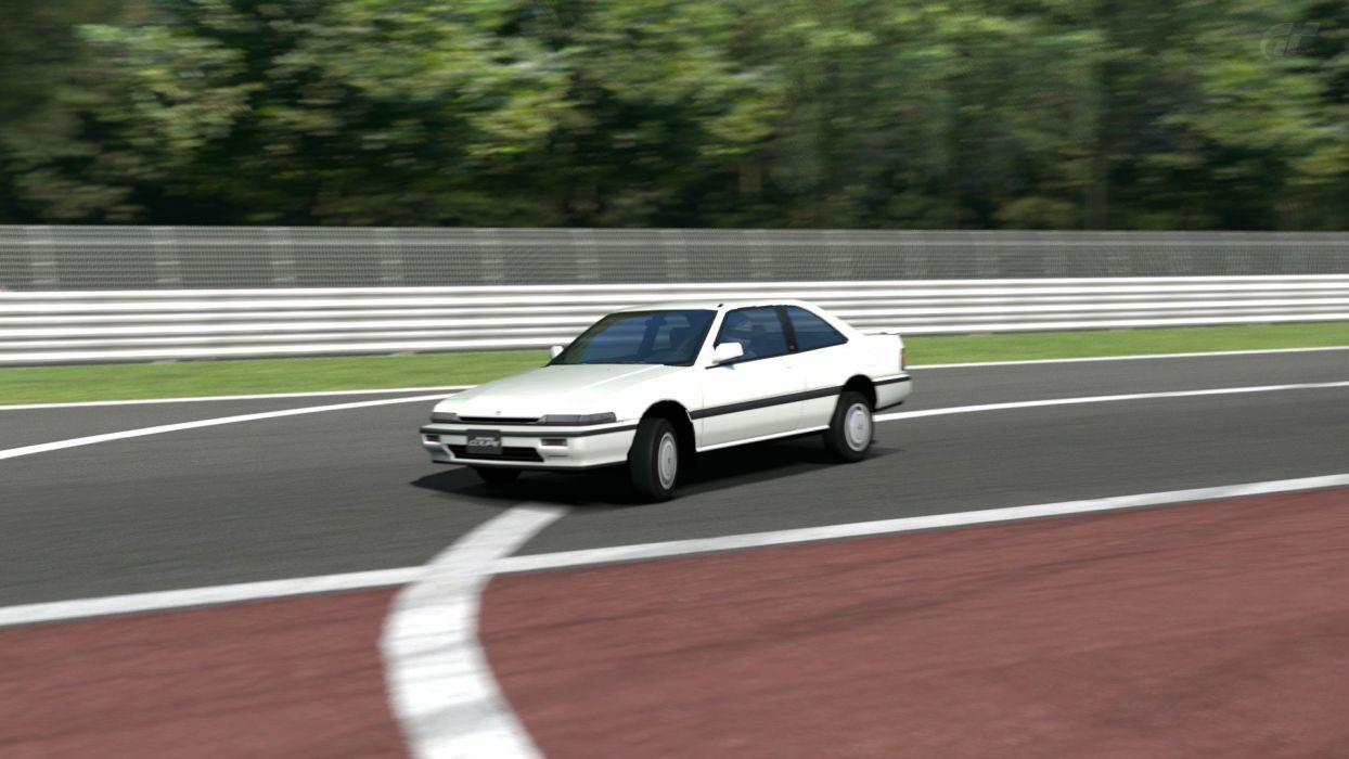 video games cars Honda Accord Gran Turismo 5 Playstation 3 wallpaper
