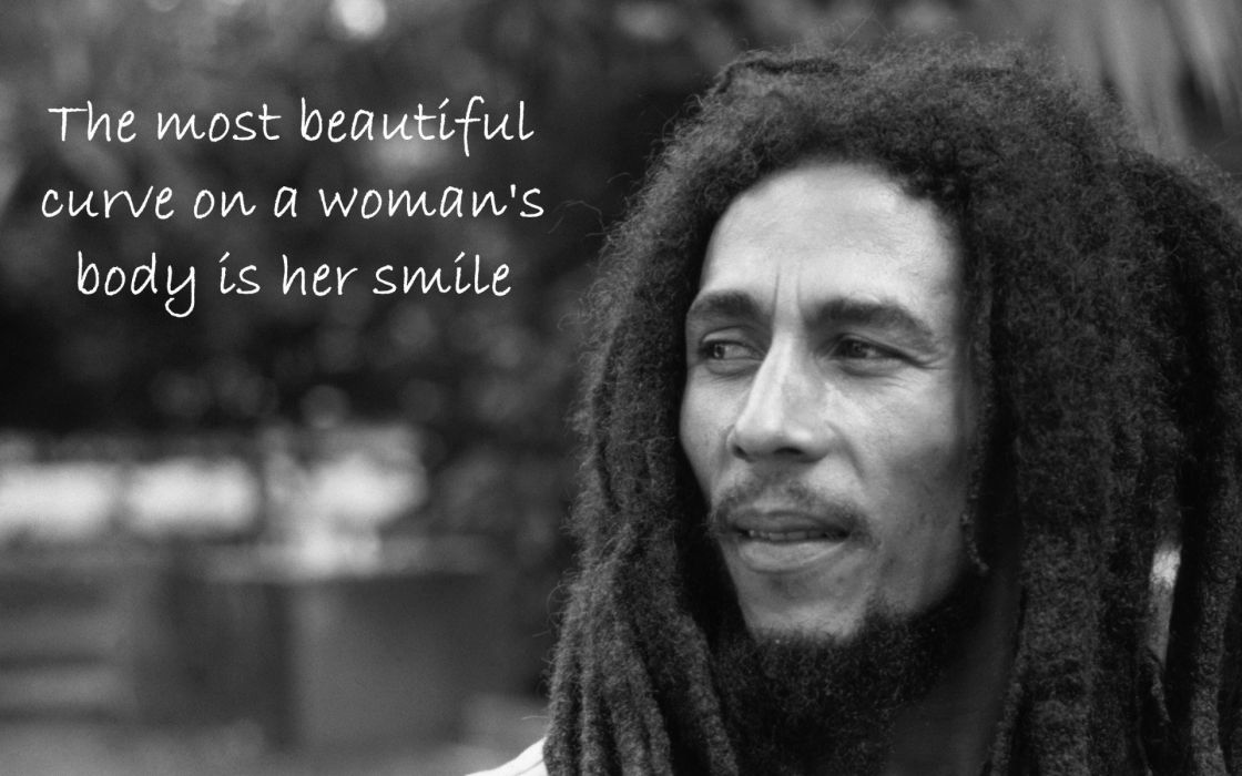 quotes Bob Marley wallpaper