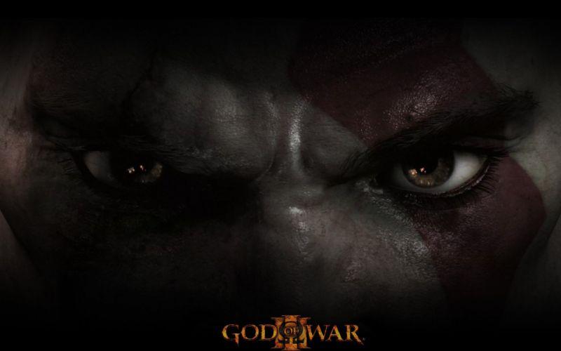 video games Kratos God of War wallpaper