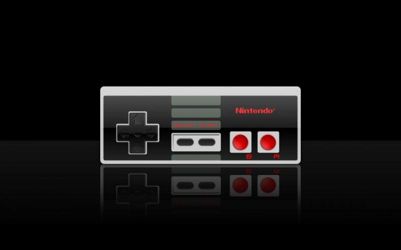 gamepad NES wallpaper