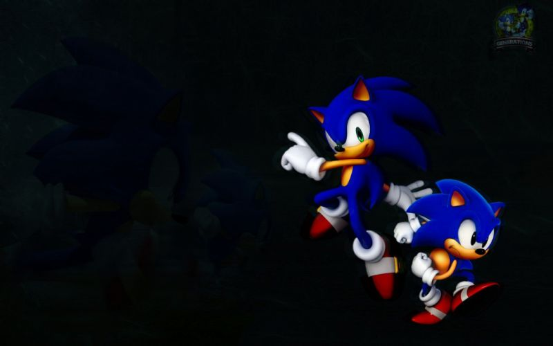 Sonic the Hedgehog Sonic wallpaper