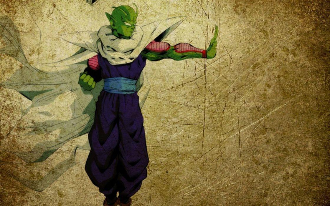Anime Piccolo Dragon Ball Z Wallpaper