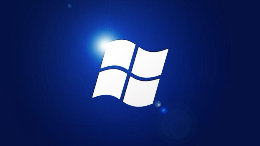 Windows 7 king logos wallpaper