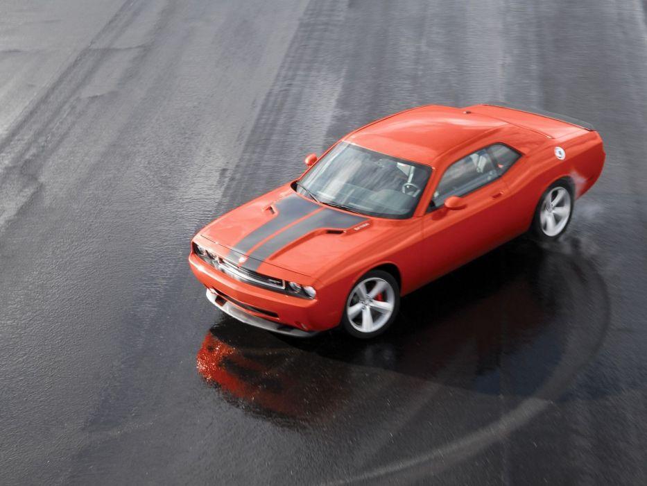 cars Dodge Challenger SRT wallpaper