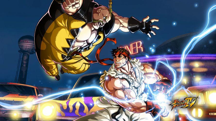 Ryu Street Fighter IV wallpaper