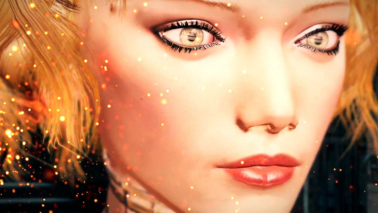 MARS WAR LOGS sci-fi cyberpunk futuristic robot cyborg wallpaper