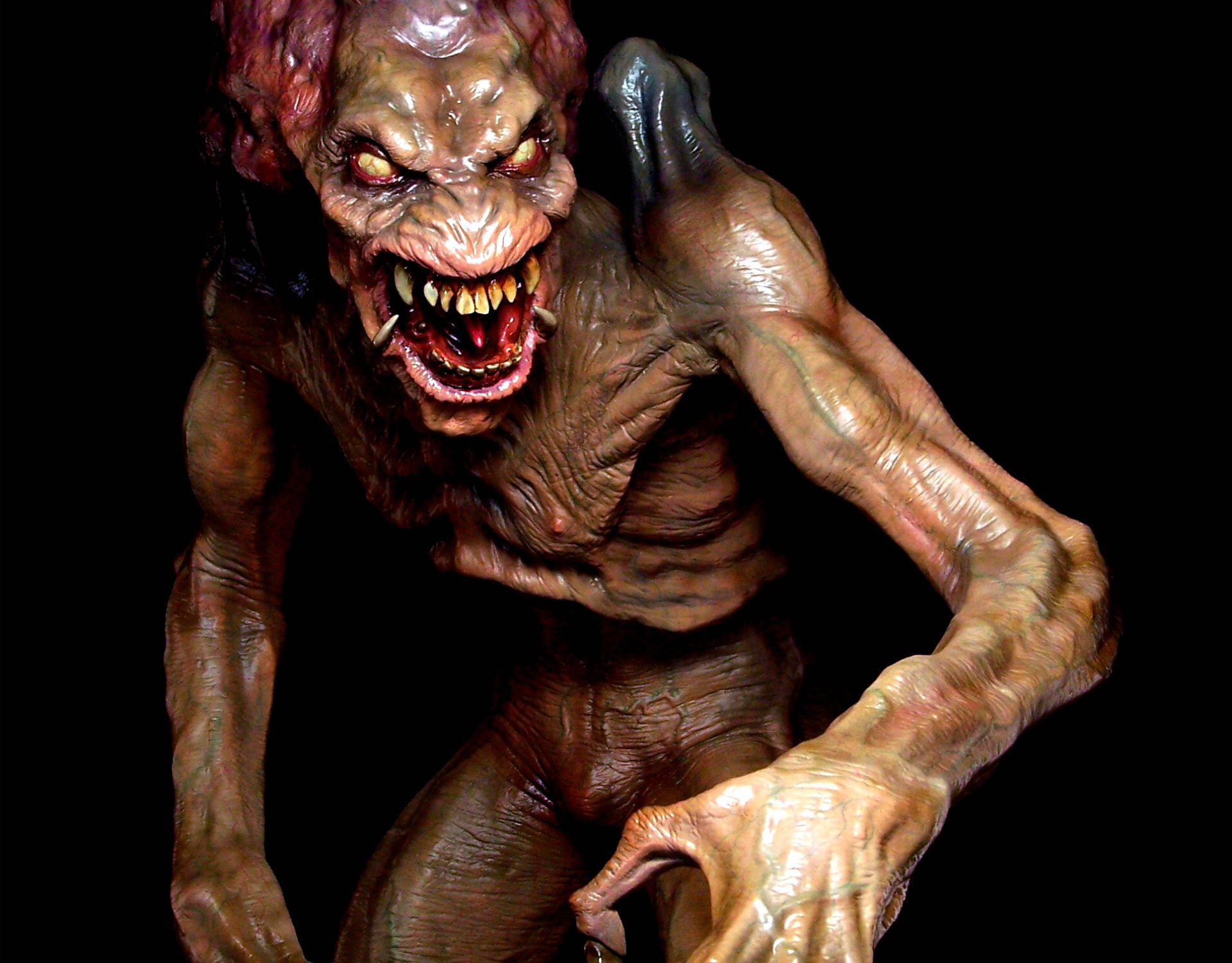 pumpkinhead horror movie film dark monster halloween