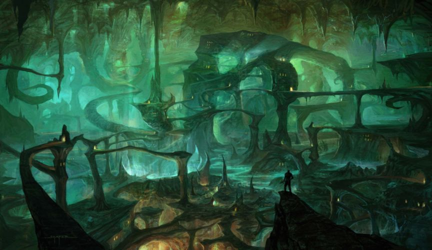 HELLGATE LONDON fantasy action sci-fi wallpaper
