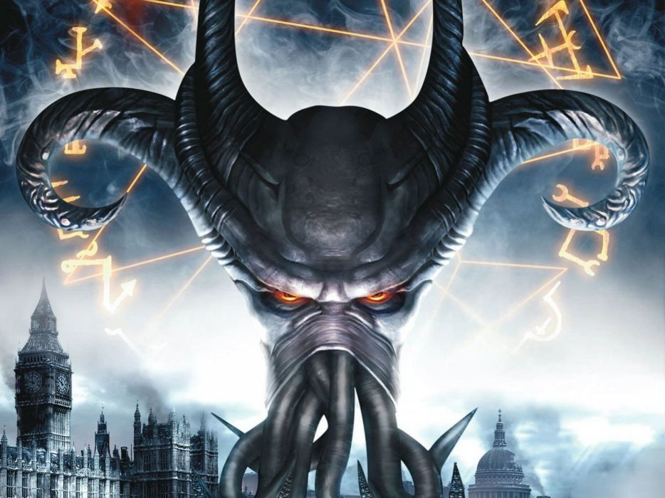 HELLGATE LONDON fantasy action sci-fi monster wallpaper
