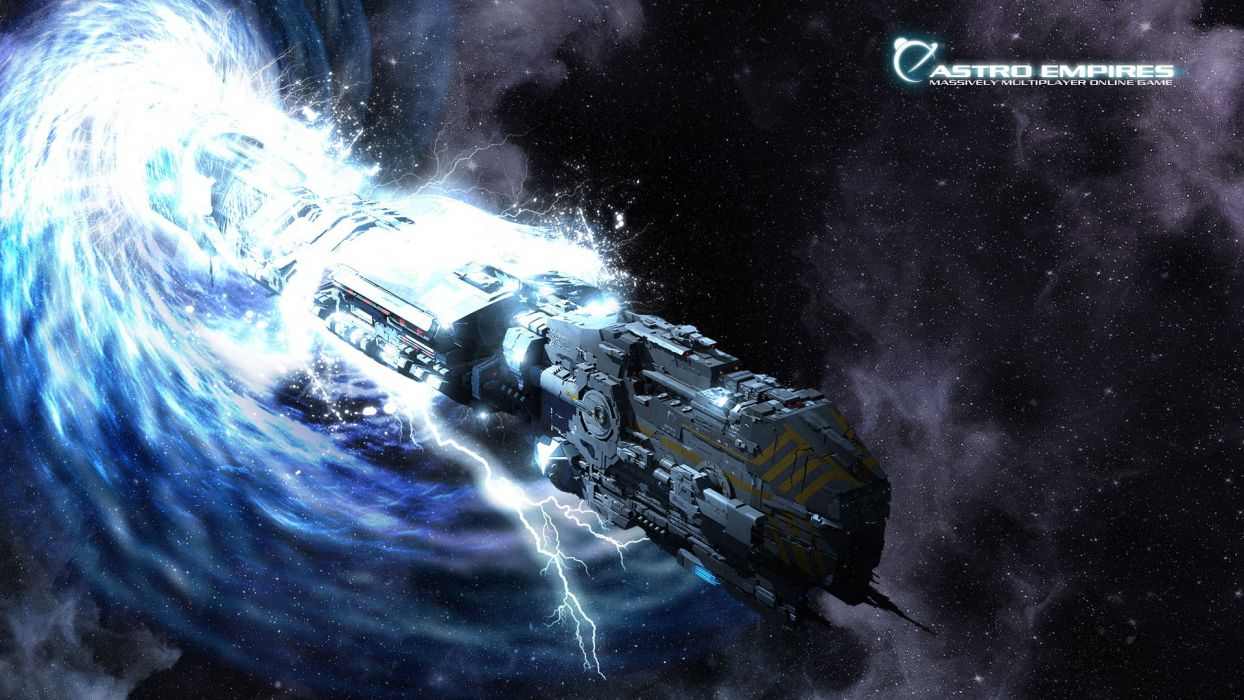 ASTRO EMPIRES ONLINE sci-fi mmo spaceship wallpaper
