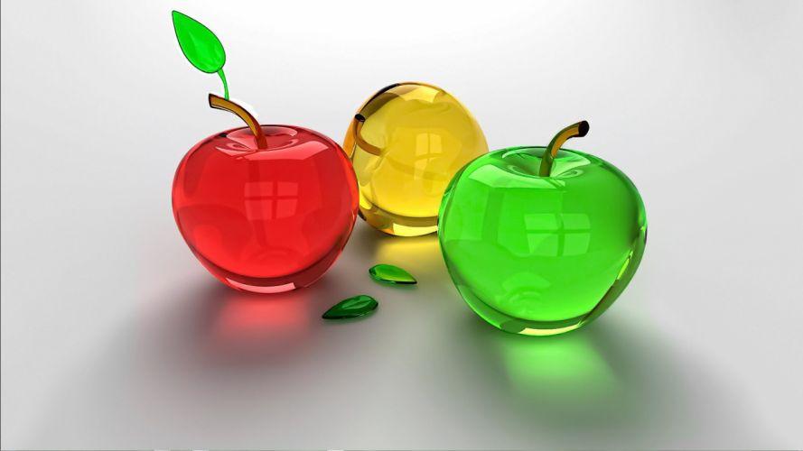 fruits AppleGeeks Applebloom wallpaper