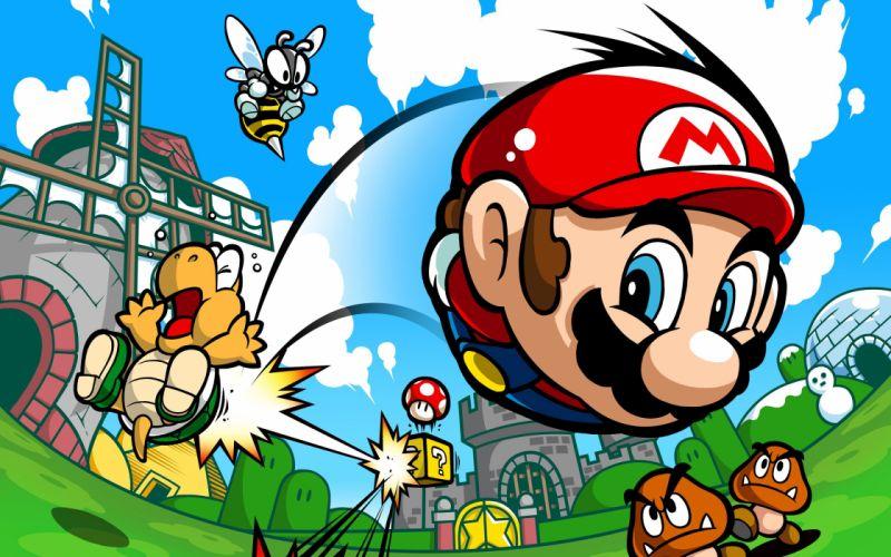 Mario wallpaper