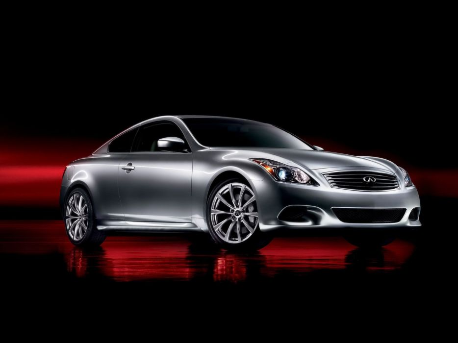 room front infinity coupe Infiniti G37 wallpaper