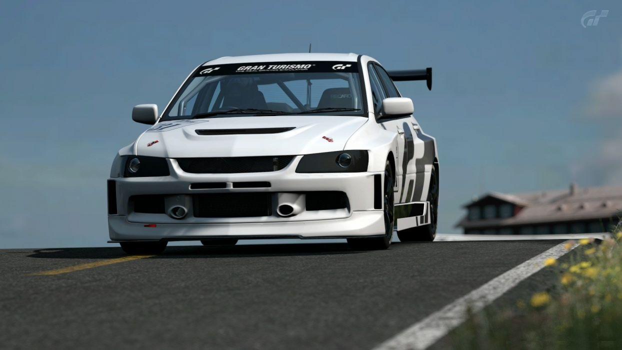 Mitsubishi supercars tuning WRC Mitsubishi Lancer Evolution X wrc wallpaper