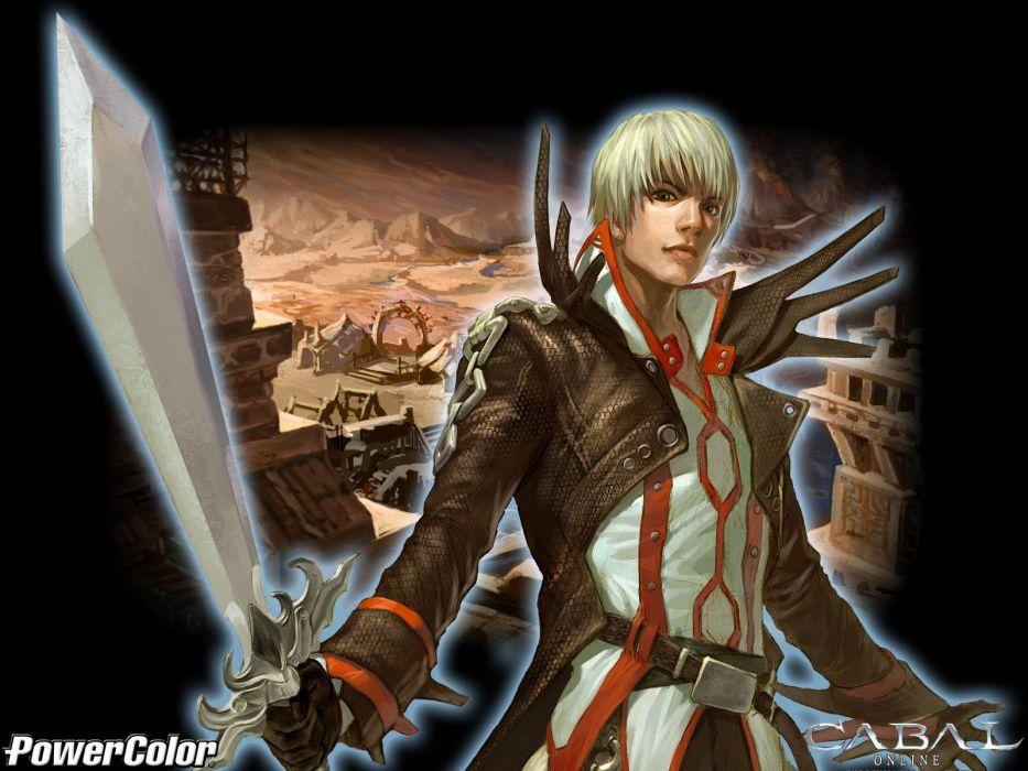 video games Cabal Online artwork MMORPG wallpaper