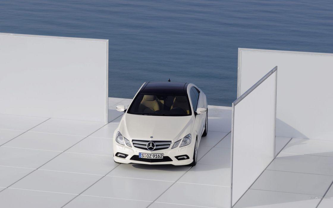 cars coupe Mercedes-Benz wallpaper