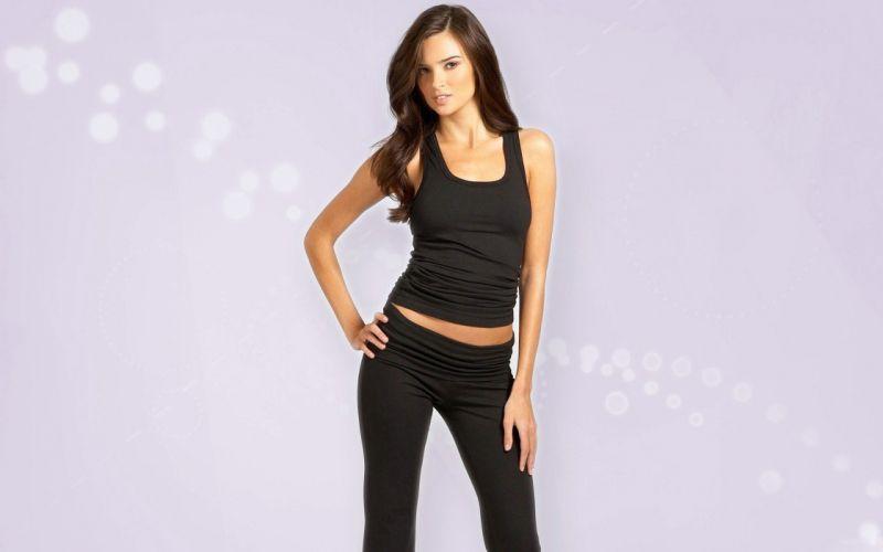 women models Jennifer Lamiraqui wallpaper