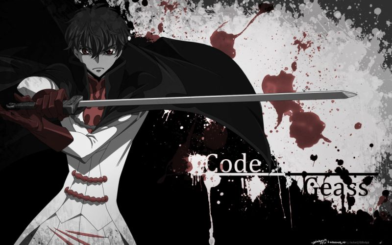 Code Geass Kururugi Suzaku wallpaper