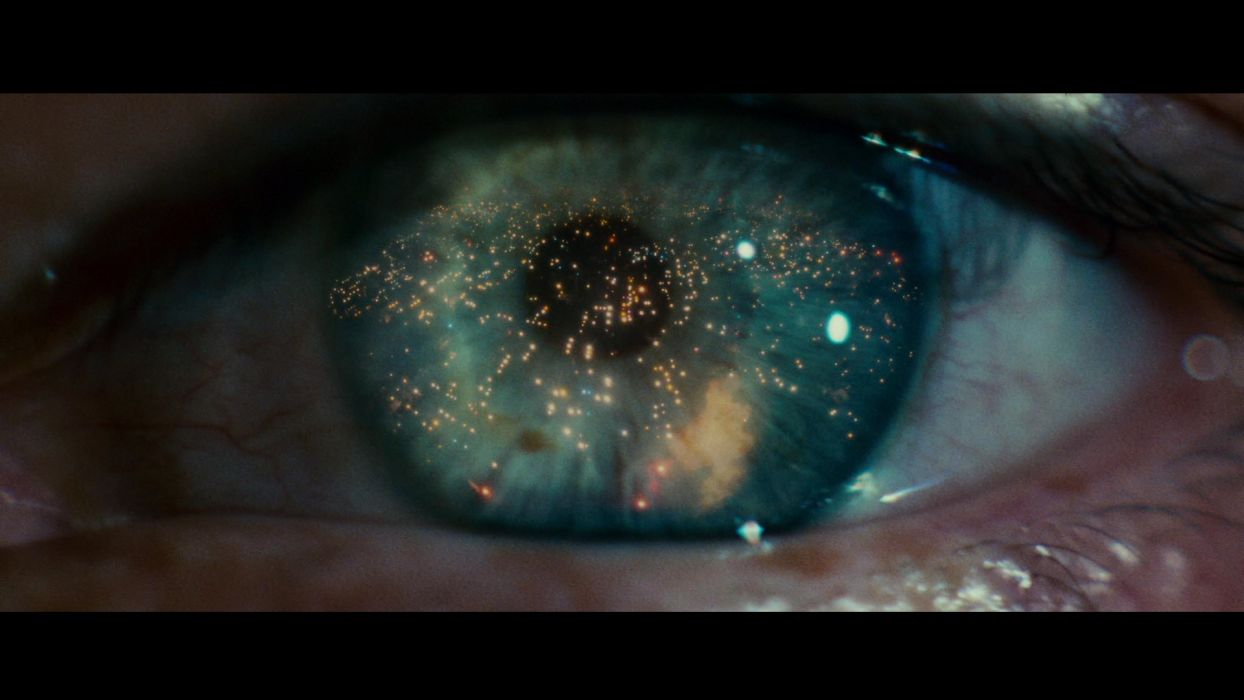 close-up eyes 2001: A Space Odyssey wallpaper