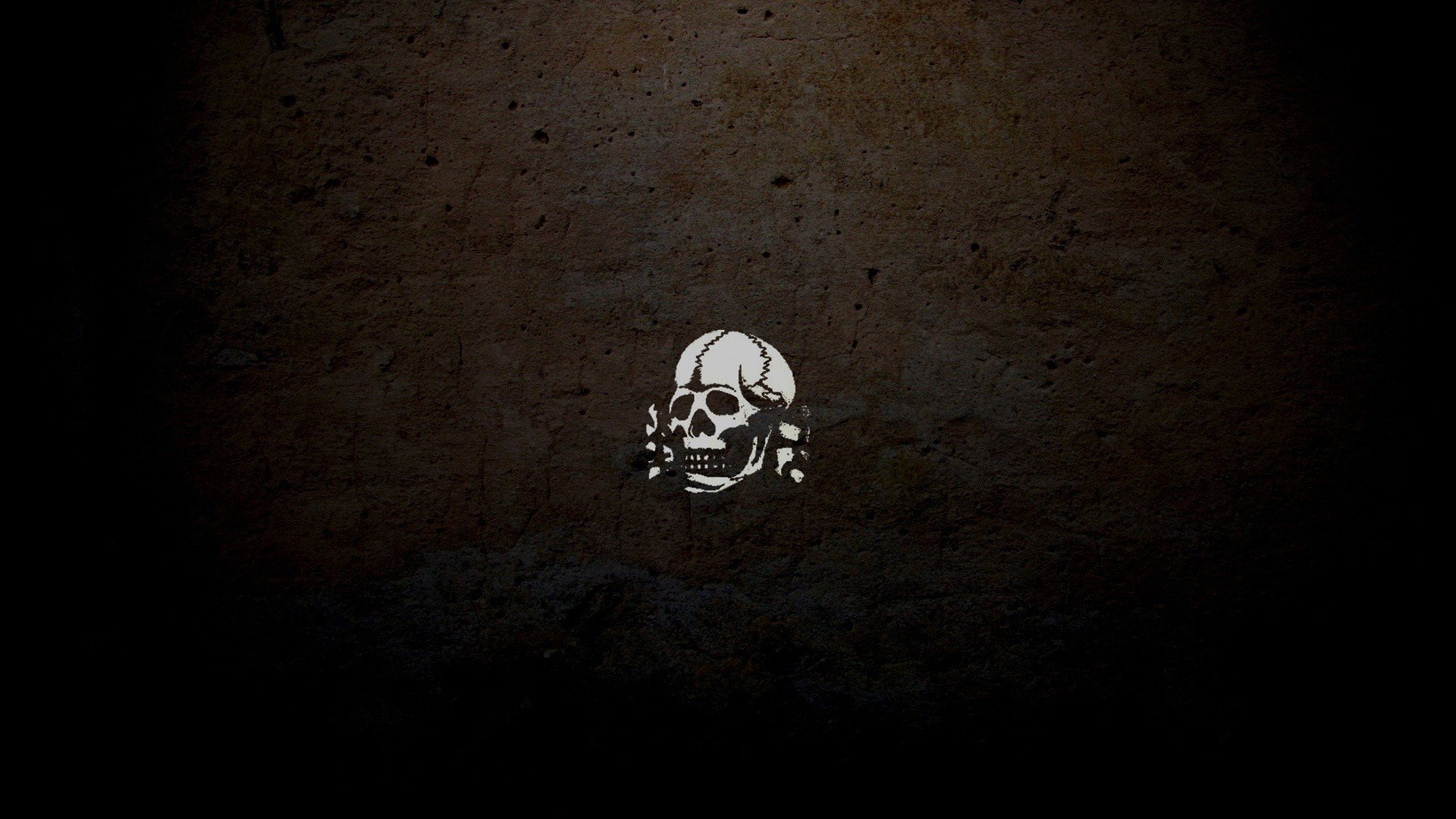 Skull and crossbones wallpaper | 1920x1080 | 286535 ...