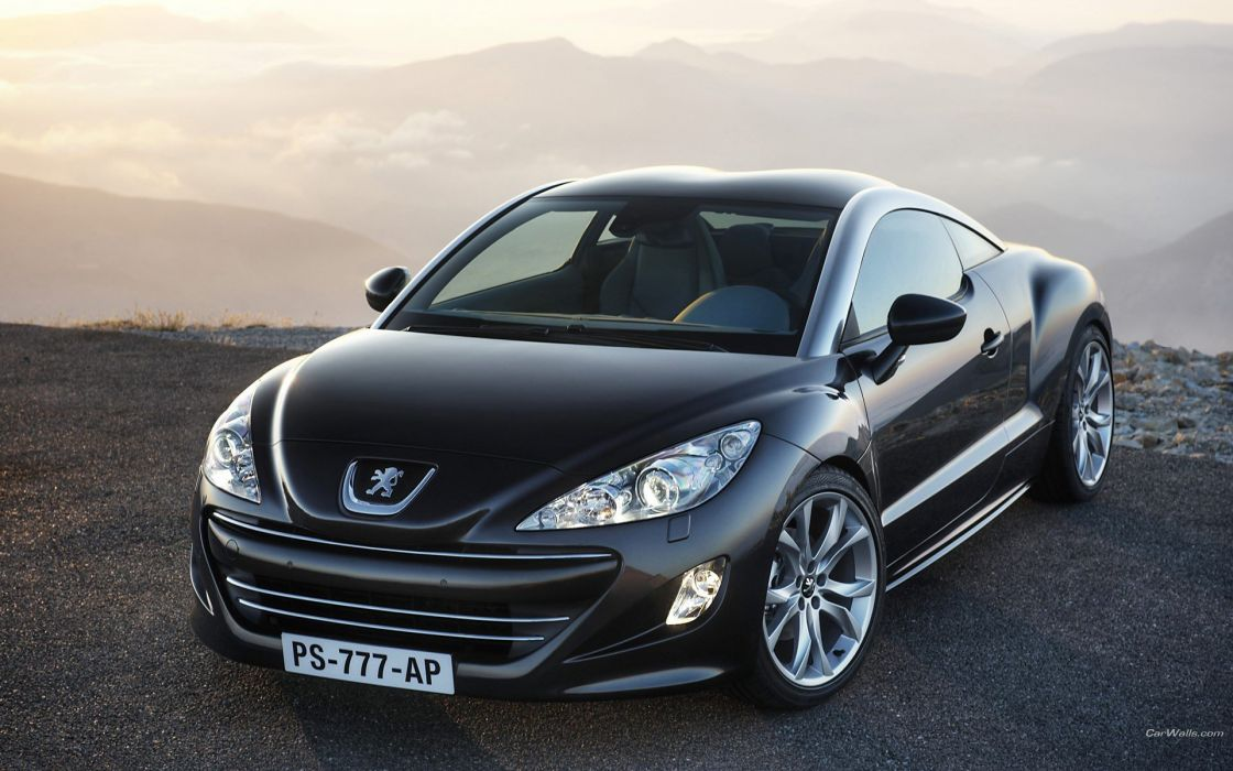 cars Peugeot RCZ wallpaper