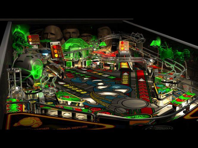 video games Pro Pinball: Timeshock! wallpaper