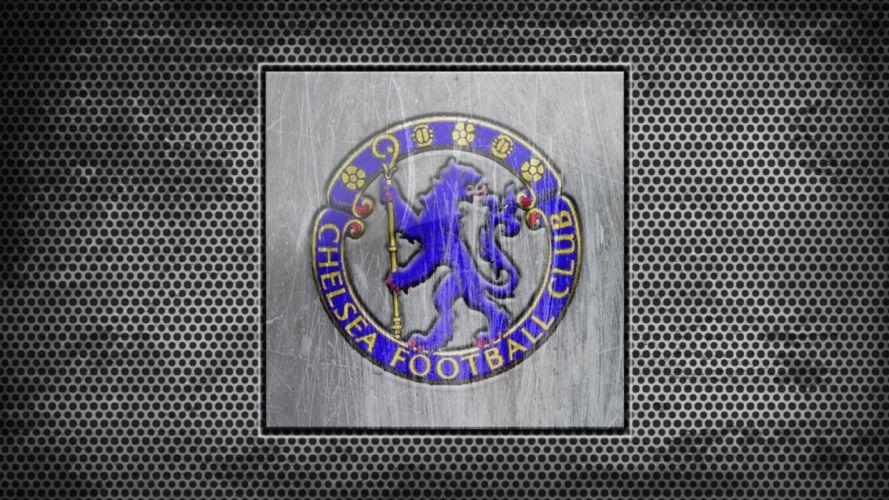 blue sports Chelsea FC football teams wallpaper
