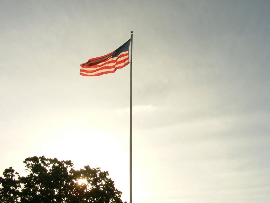 American flags USA redneck wallpaper