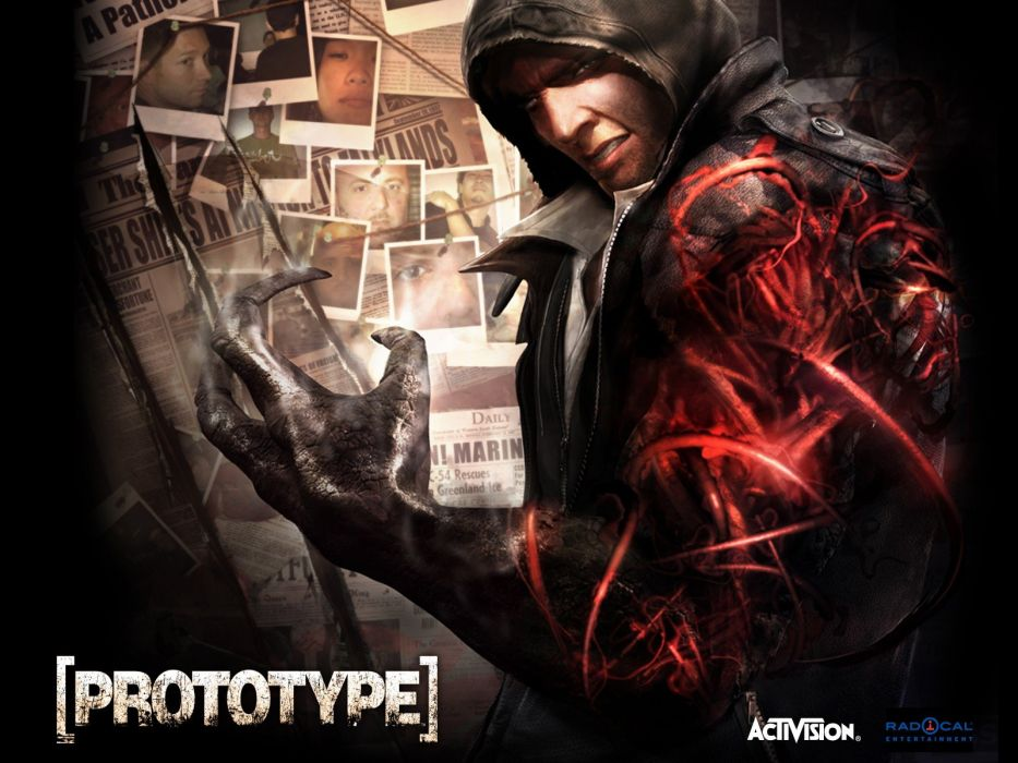 video games prototype wallpaper