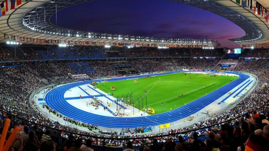 London 2012 Olympic Games Archigraph Reza farsipack wallpaper