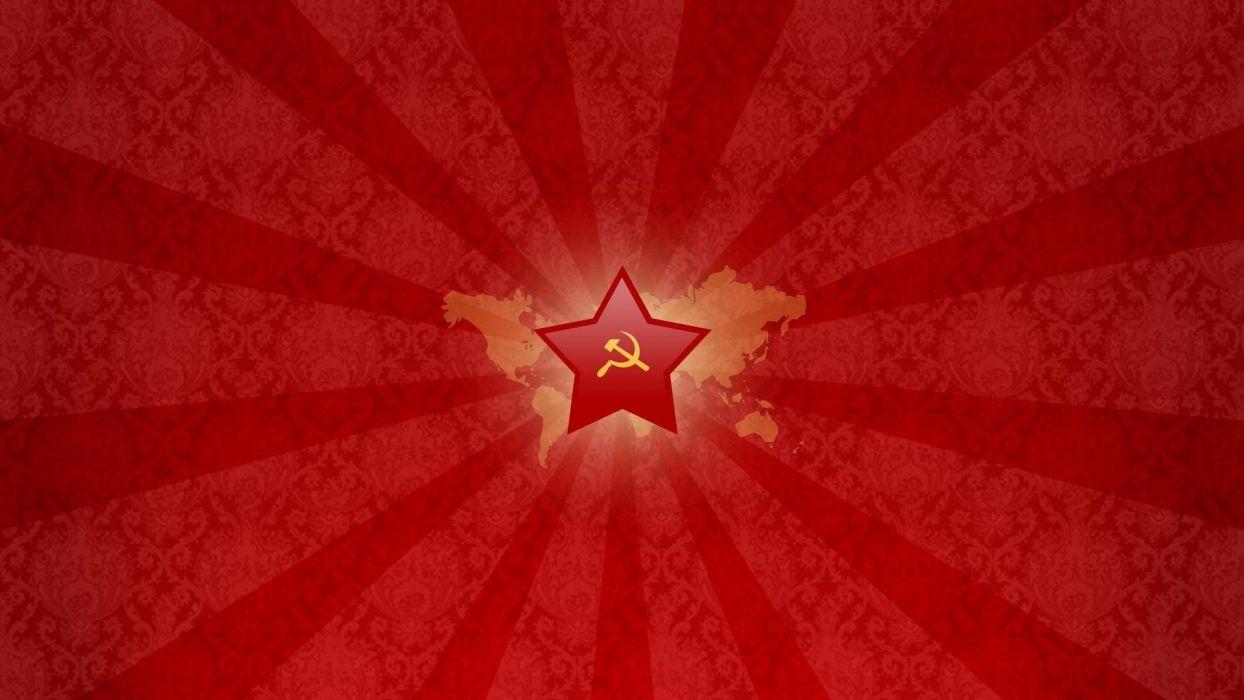 communism artwork wallpaper