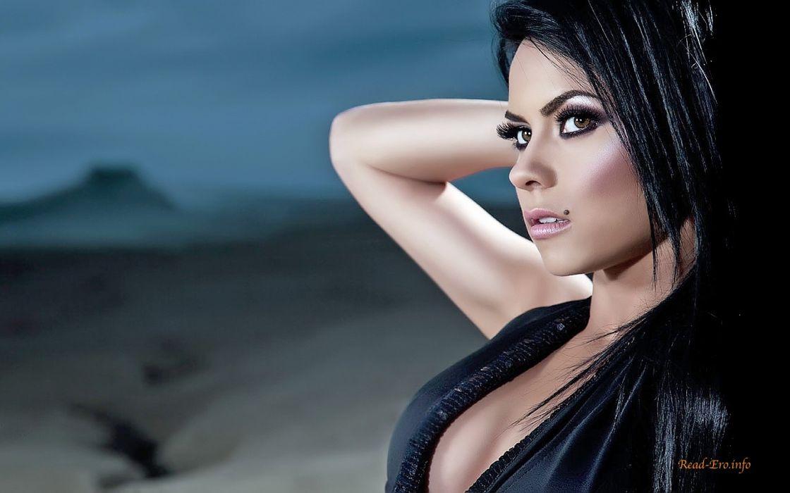 women models singers Elena Alexandra Apostoleanu wallpaper