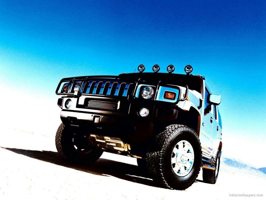cars Hummer wallpaper