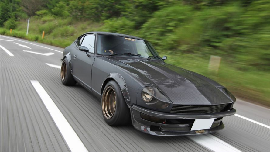 cars Nissan Datsun vehicles transportation wheels JDM Japanese domestic market speed automobiles wallpaper
